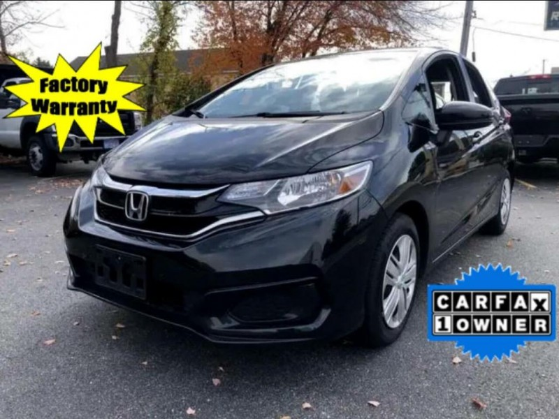 HONDA FIT 2019 price $13,995