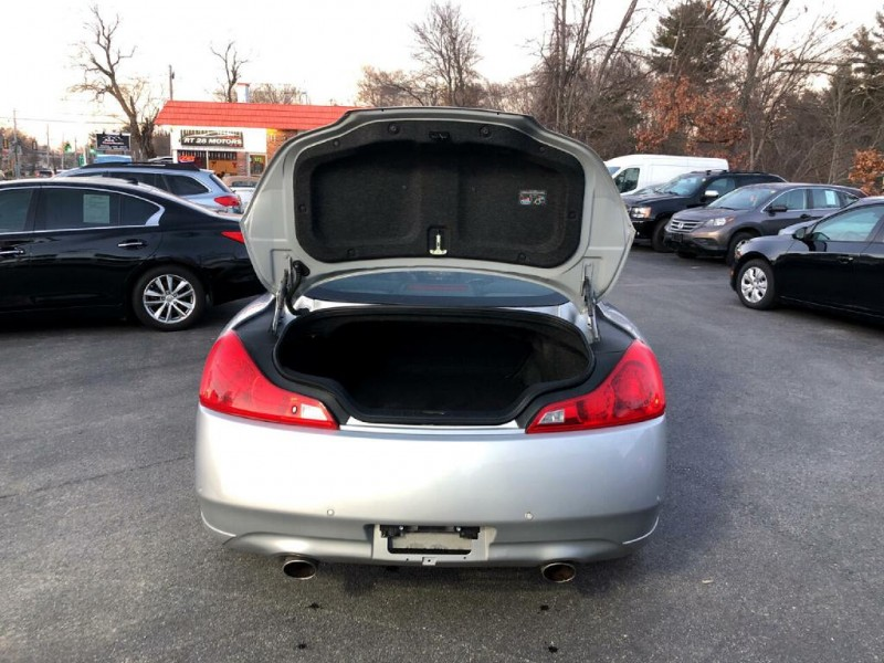 INFINITI G37 COUPE 2010 price $10,495
