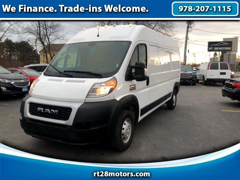 Ram ProMaster Cargo Van 2019 price $36,995