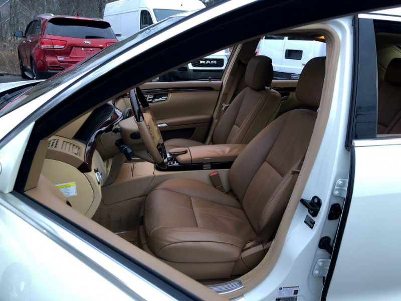 MERCEDES-BENZ S-CLASS 2007 price $15,495