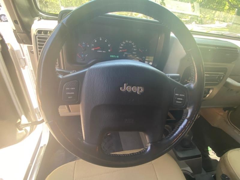 JEEP WRANGLER / TJ 2006 price $19,999