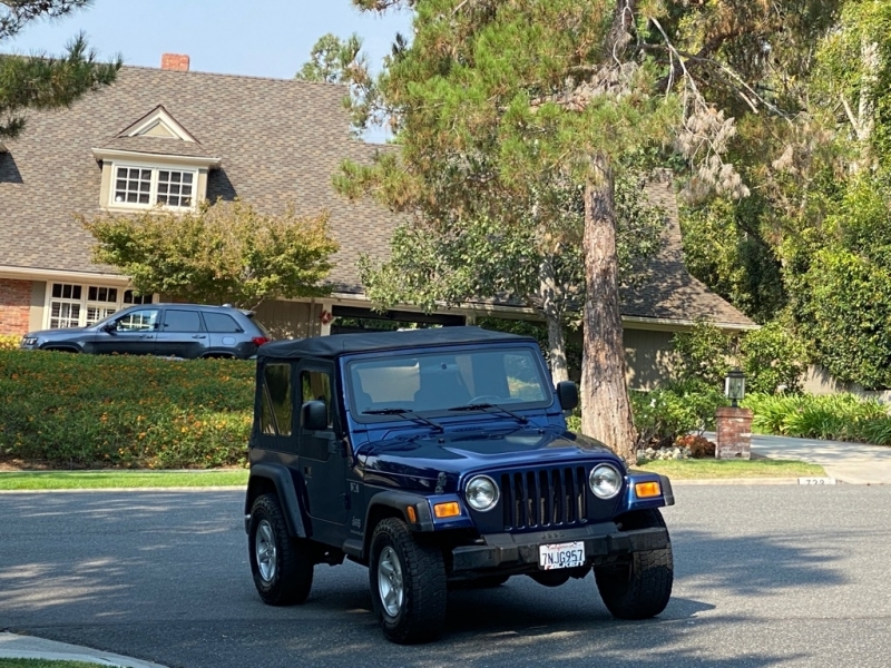 JEEP WRANGLER 2005 price $15,999