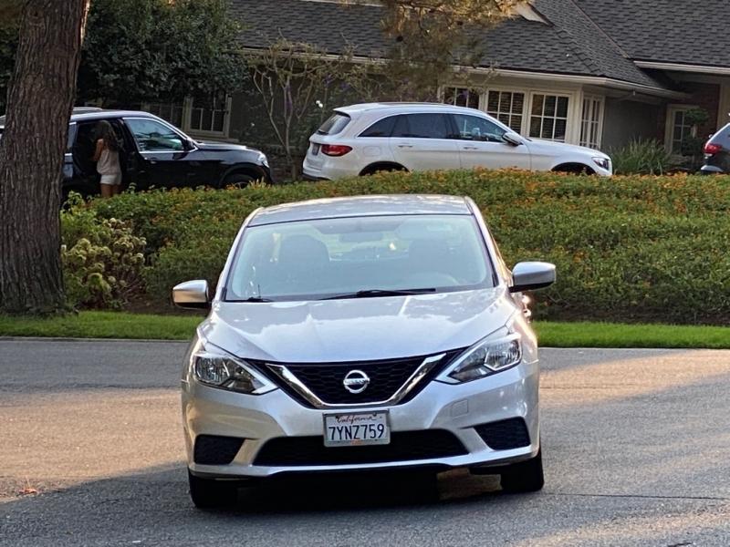 NISSAN SENTRA 2017 price $7,499