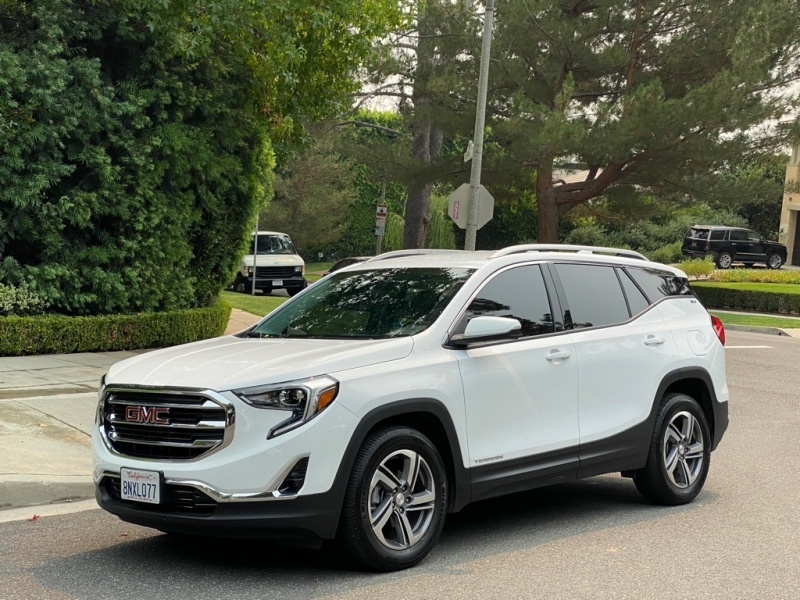GMC TERRAIN 2020 price $21,999