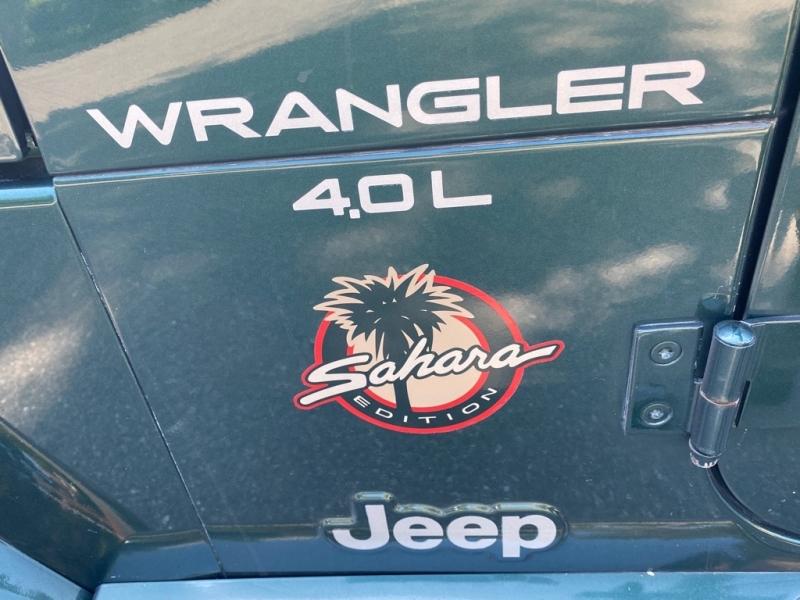 JEEP WRANGLER / TJ 1999 price $14,499