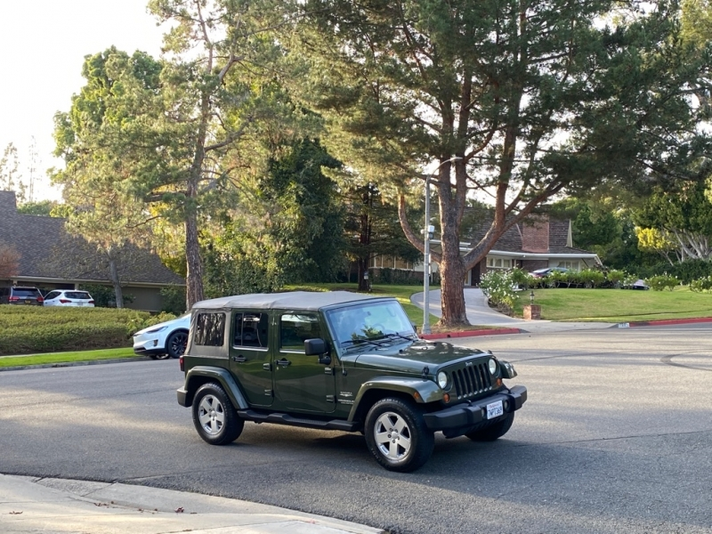 JEEP WRANGLER 2007 price $12,999