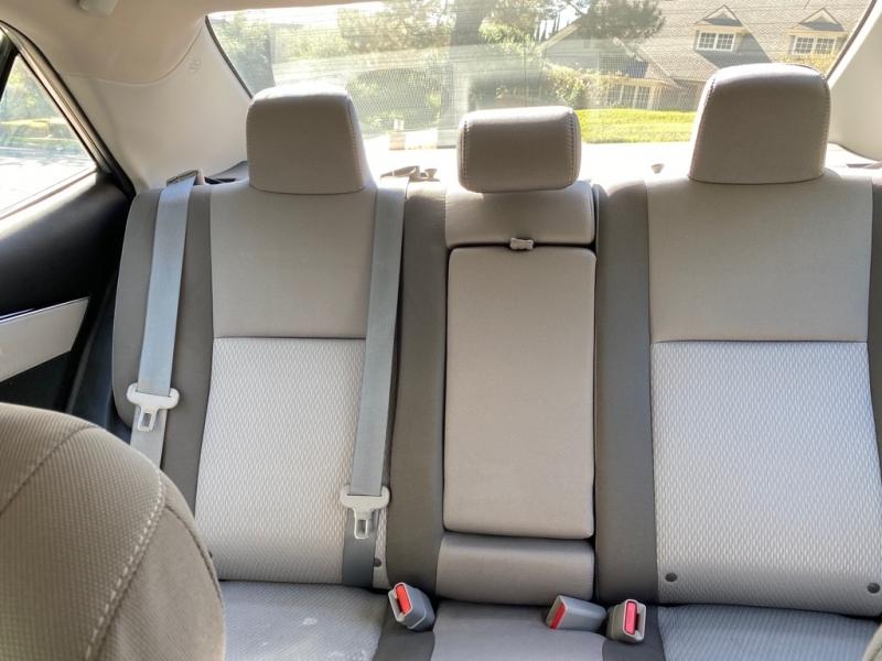 TOYOTA COROLLA 2018 price $11,999