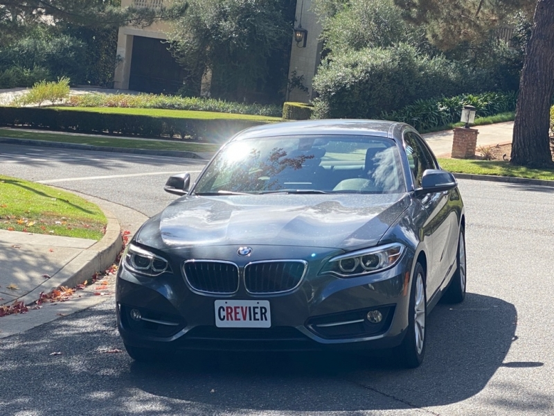 BMW 228 2016 price $16,999