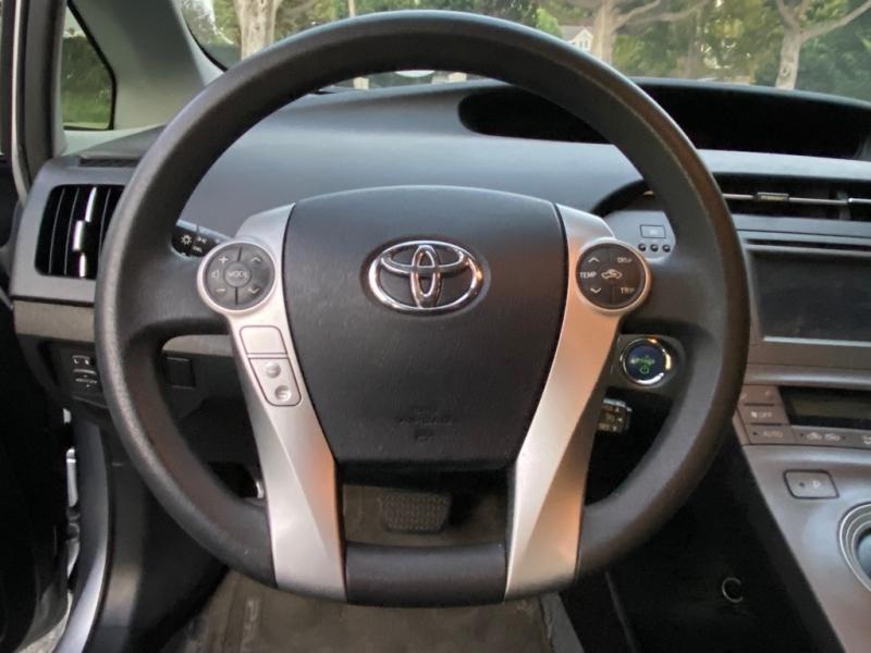 TOYOTA PRIUS 2012 price $9,499