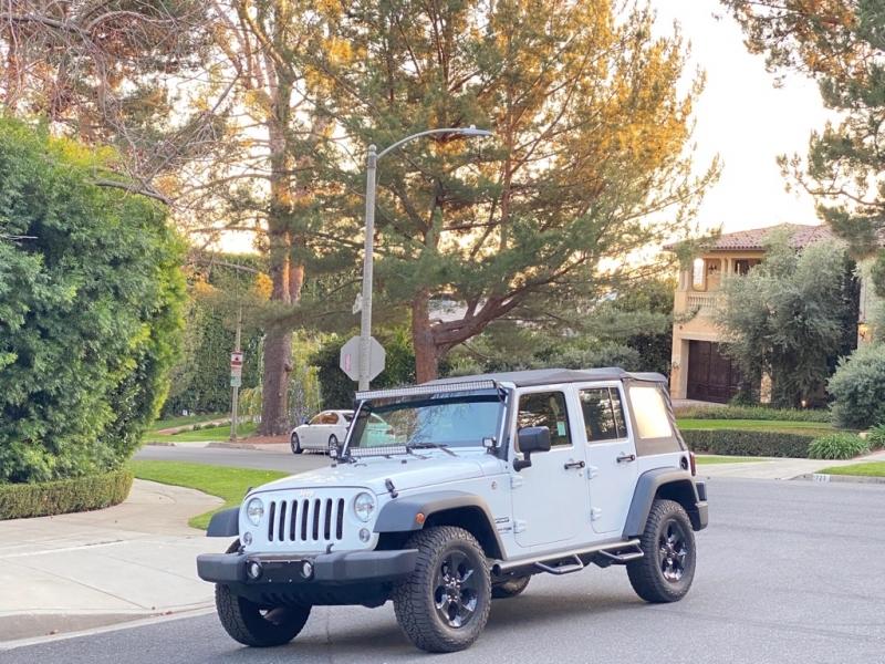 JEEP WRANGLER UNLIMI 2018 price $23,999
