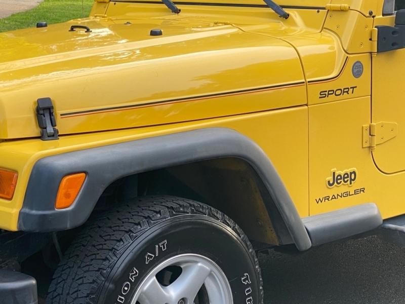 JEEP WRANGLER / TJ 2004 price $11,999