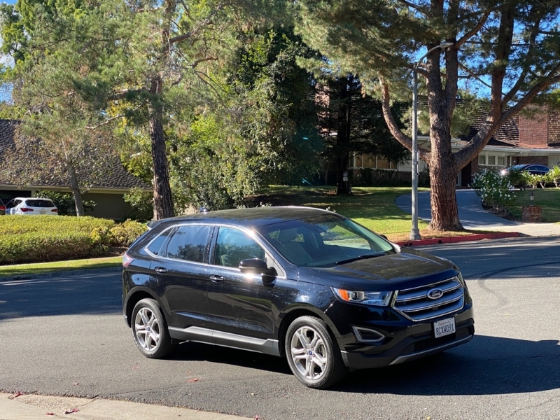FORD EDGE 2018 price $13,999