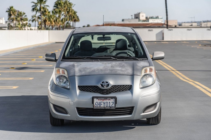 TOYOTA YARIS 2009 price $4,499
