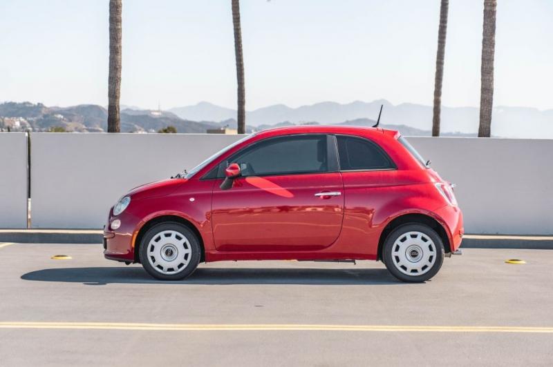 FIAT 500 2012 price $5,750