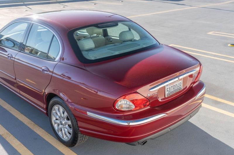 JAGUAR X-TYPE 2003 price $6,499