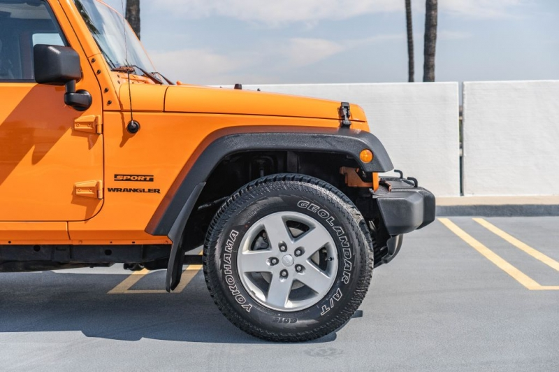 JEEP WRANGLER 2013 price $17,999