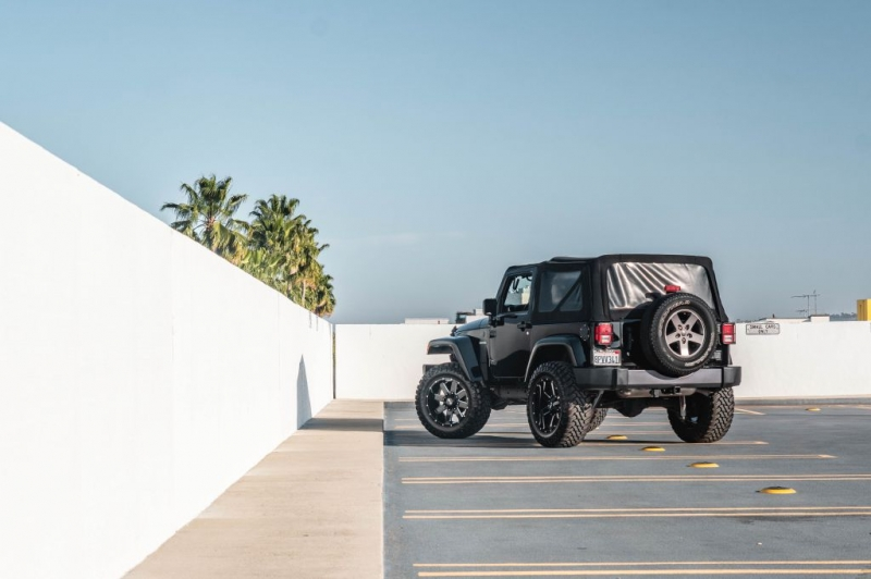 JEEP WRANGLER 2016 price $28,999