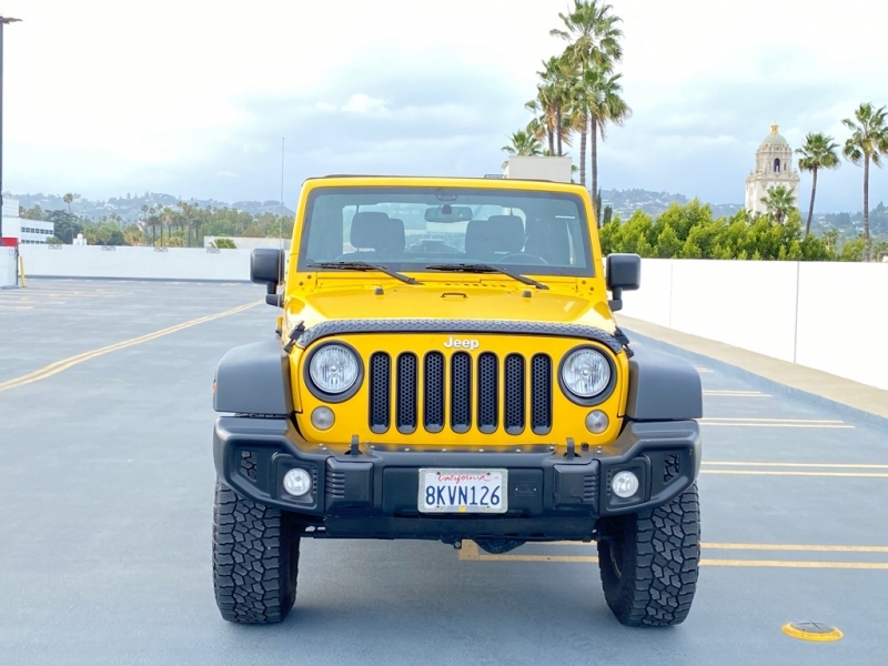 JEEP WRANGLER 2015 price $24,750