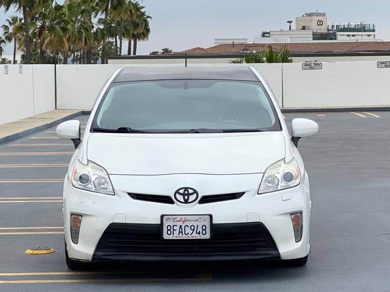 TOYOTA PRIUS 2012 price $6,499