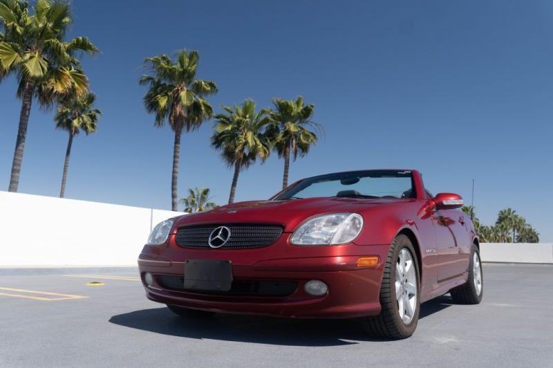 MERCEDES-BENZ SLK 2002 price $7,999