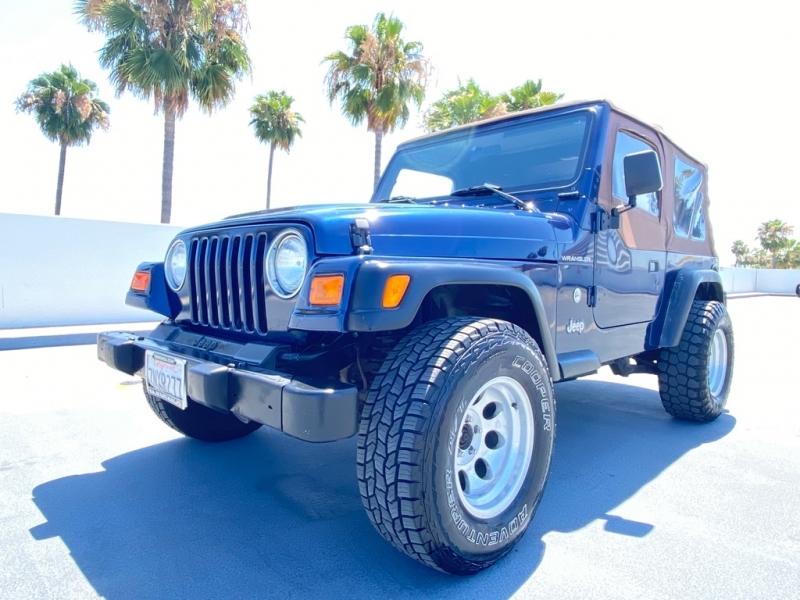 JEEP WRANGLER / TJ 2002 price $15,999