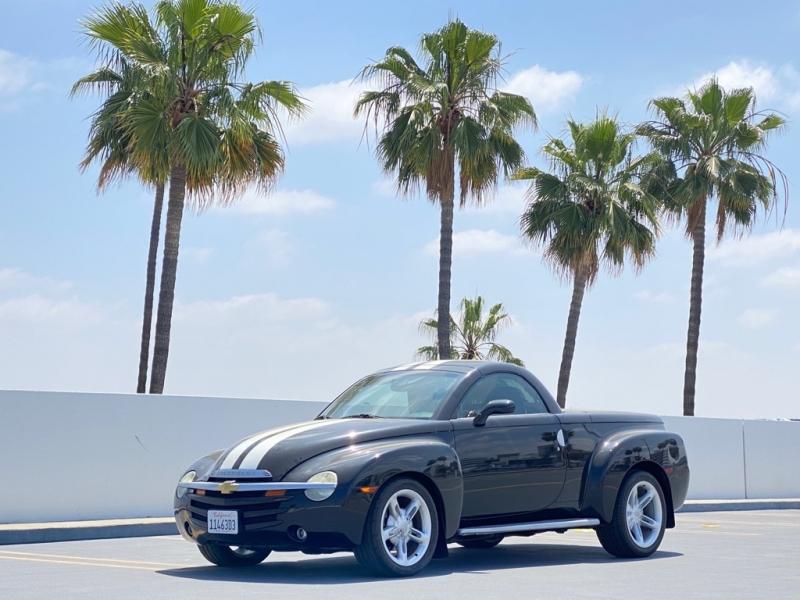 CHEVROLET SSR 2003 price $17,499