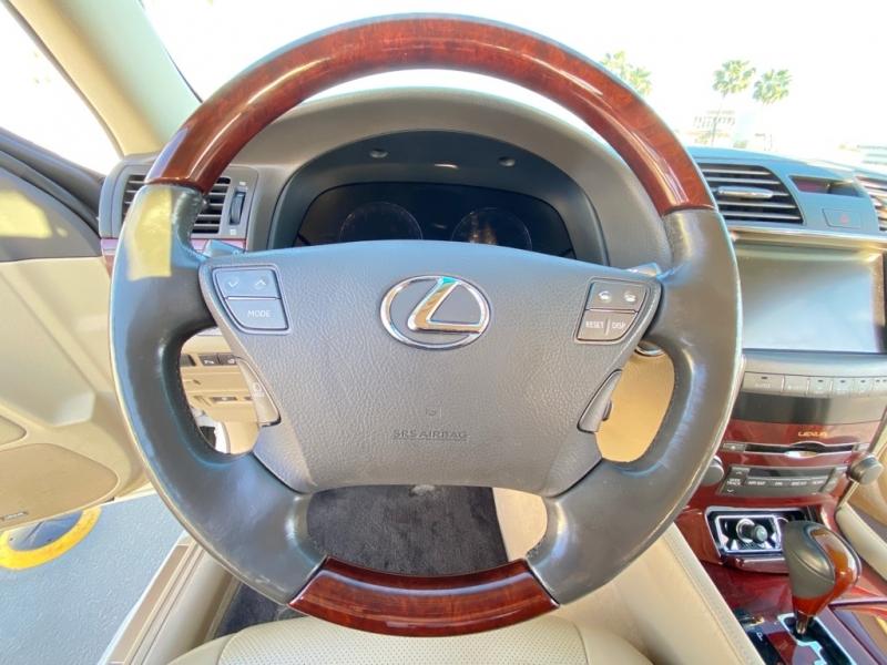 LEXUS LS 2009 price $11,999