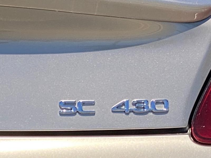 LEXUS SC 2003 price $8,999