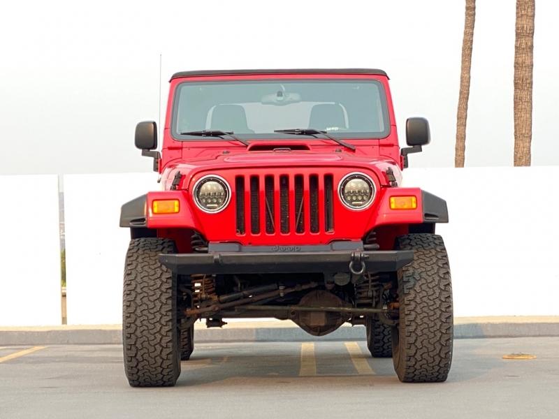 JEEP WRANGLER / TJ 2006 price $20,999