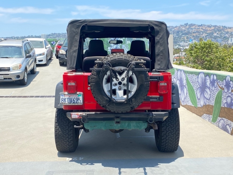 JEEP WRANGLER / TJ 2006 price Call for Pricing.