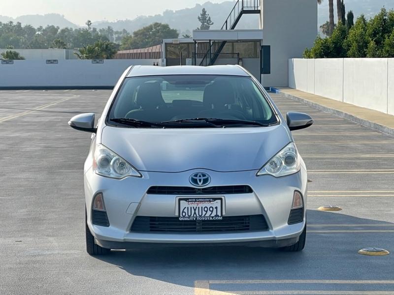 TOYOTA PRIUS C 2012 price $6,499