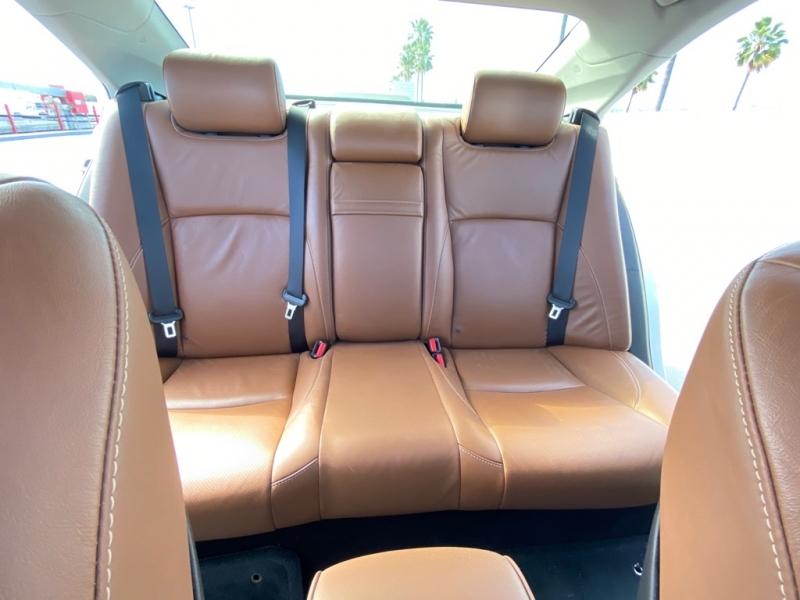 LEXUS ES 2012 price $16,499