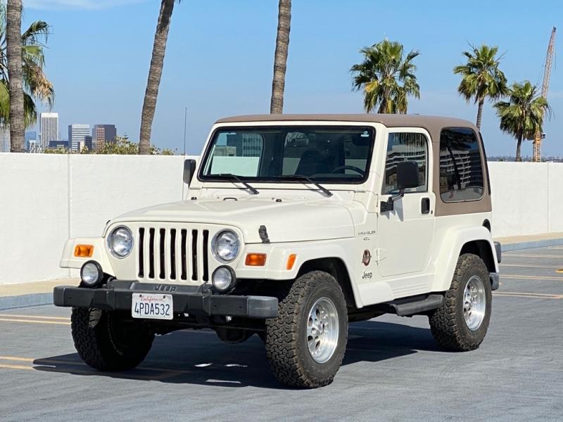 JEEP WRANGLER / TJ 1999 price $14,999