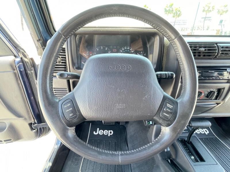 JEEP WRANGLER / TJ 2000 price $15,999