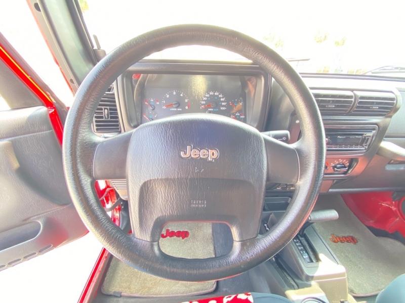 JEEP WRANGLER 2005 price $19,750