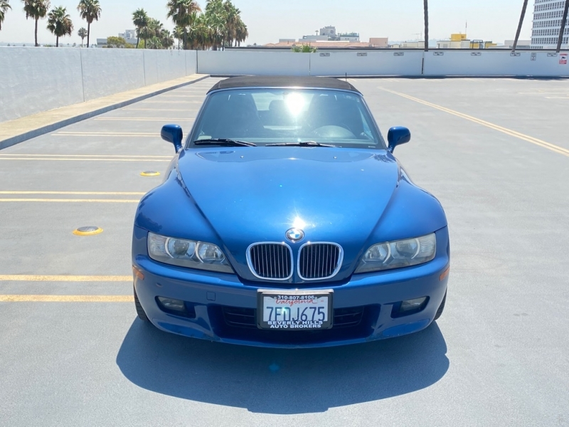 BMW Z3 2002 price $11,999