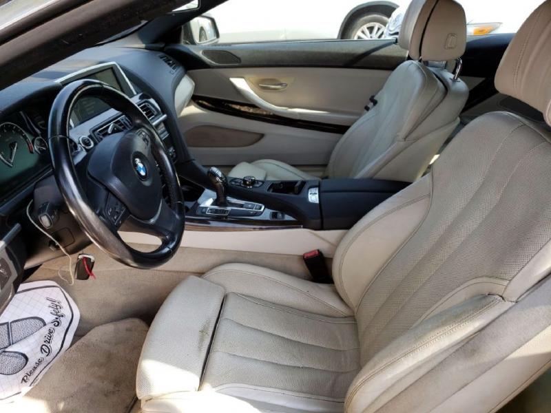BMW 650 2012 price $23,999