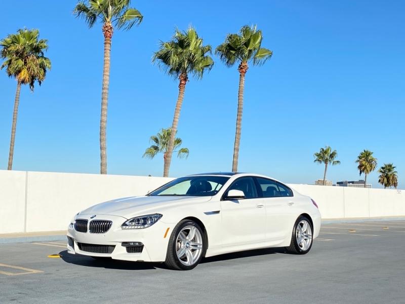 BMW 640 2014 price $24,999