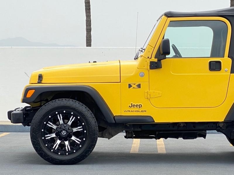 JEEP WRANGLER 2004 price $13,999