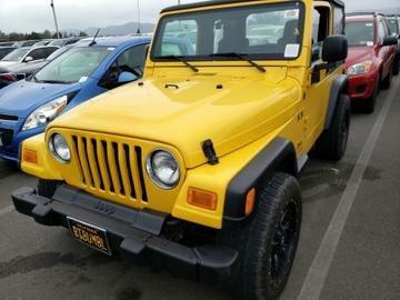 JEEP WRANGLER 2004 price $16,999