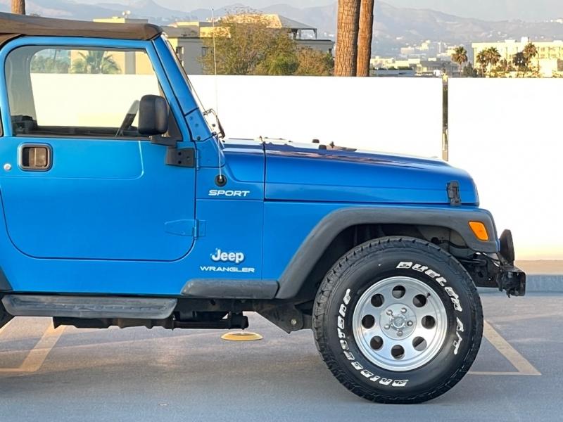 JEEP WRANGLER / TJ 2003 price $15,999