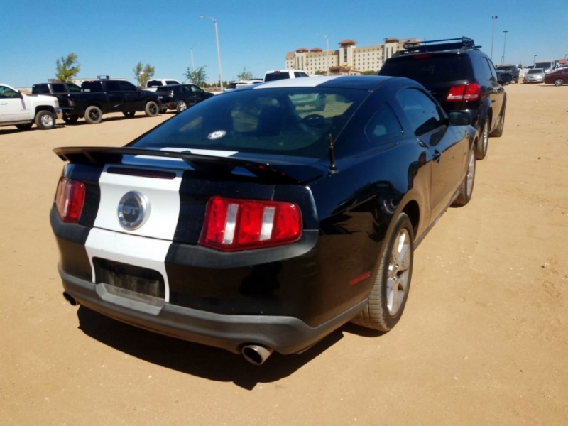 FORD MUSTANG 2010 price $16,999