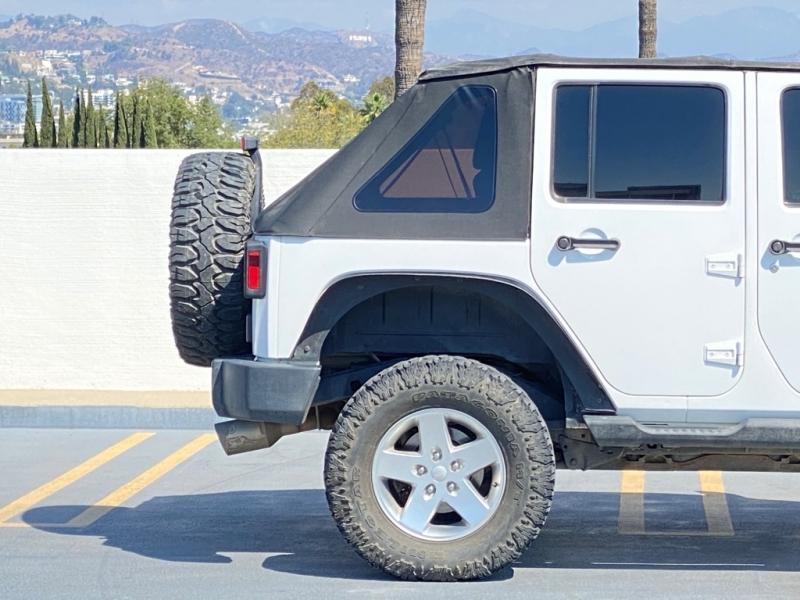 JEEP WRANGLER UNLIMI 2012 price $22,999