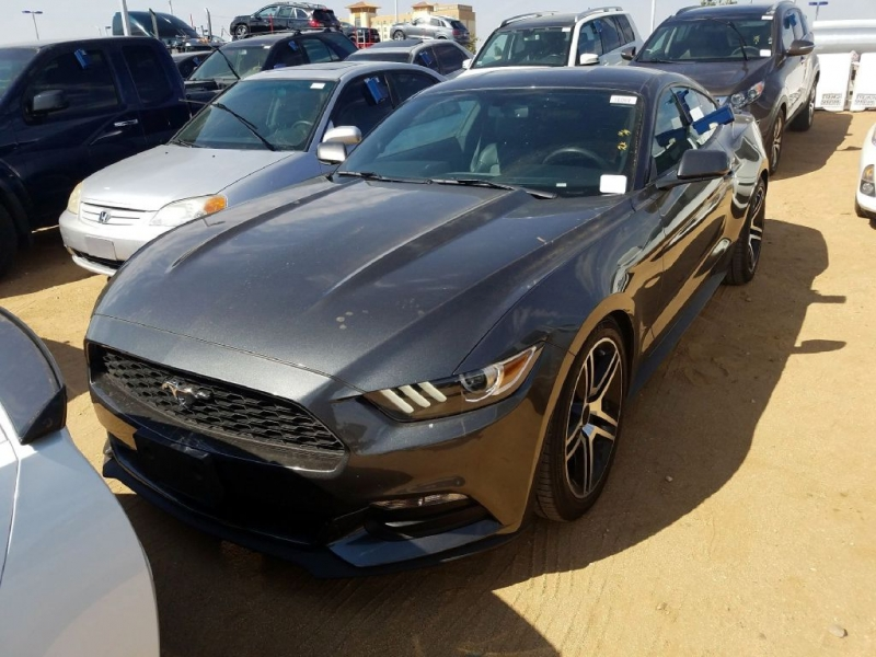 FORD MUSTANG 2017 price $24,750