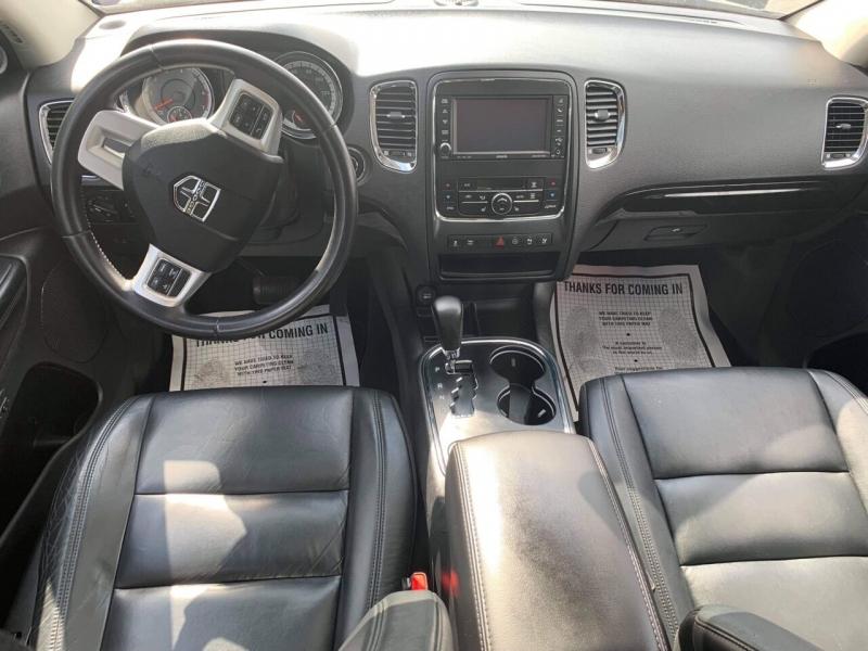 Dodge Durango 2012 price $18,499