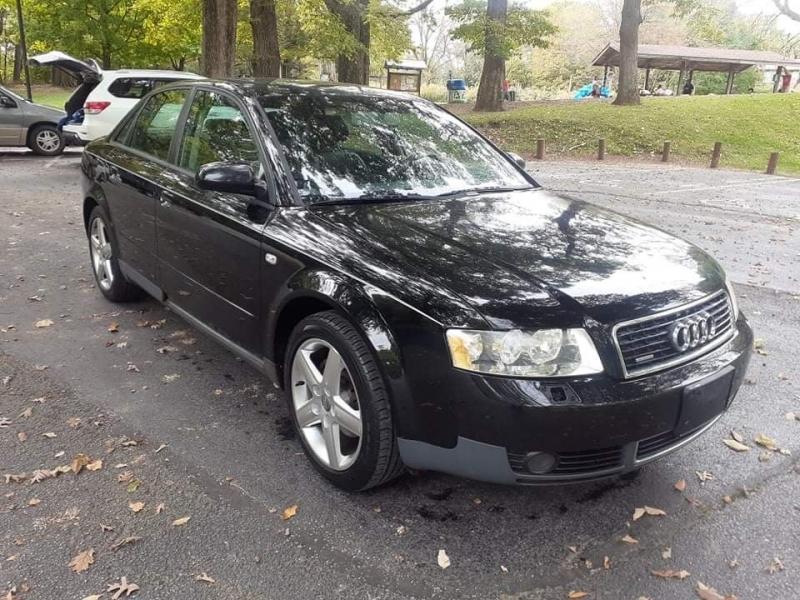 Audi A4 2004 price $4,299