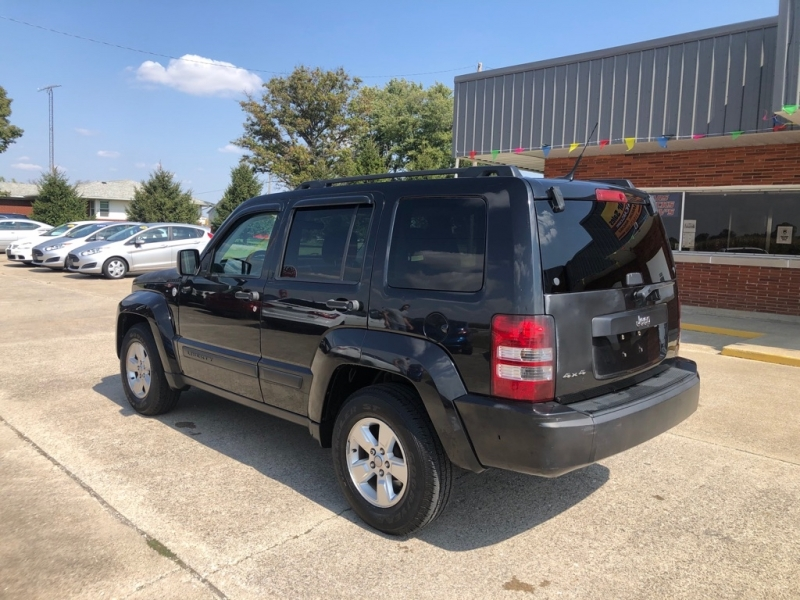 JEEP LIBERTY 2011 price $6,995