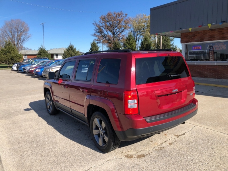 JEEP PATRIOT 2014 price $9,995