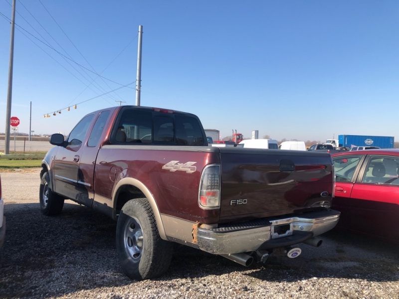 FORD F150 2001 price $4,500