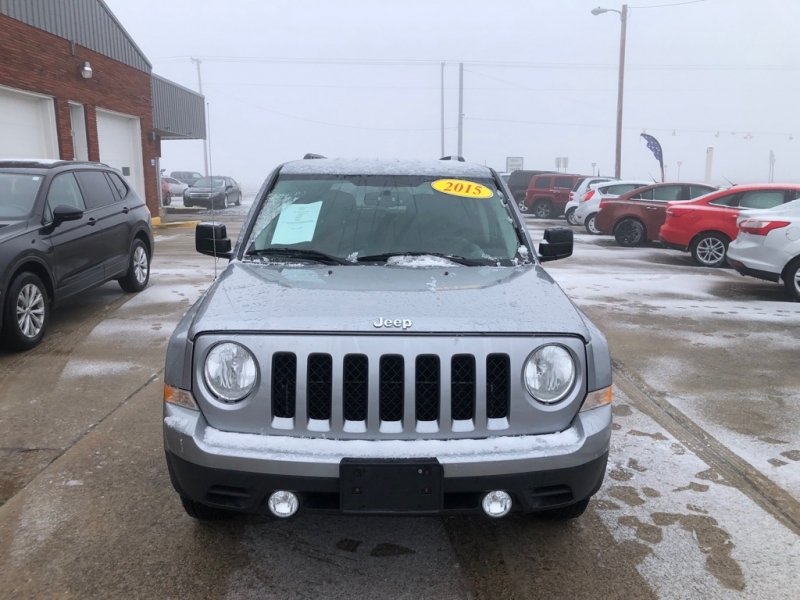 JEEP PATRIOT 2015 price $11,995